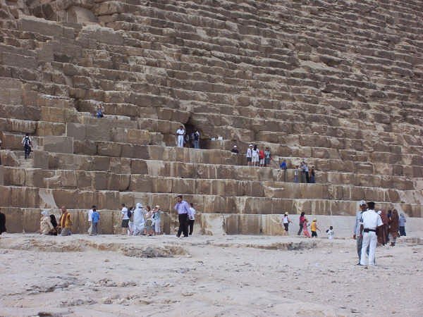 179.Cheops Great Pyramid at Giza