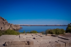 076.Looking out from Philae