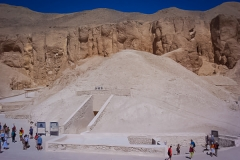 192.Tomb of Tutankhamen in the Valley of the Kings