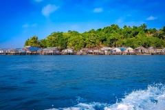 Indonesian Fishing Village