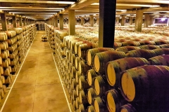 Ever wondered what 70,000 barrels of Rioja looks like?