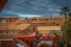 Roof tops medina