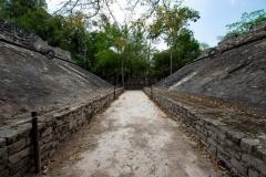 Coba-Ruins-ōllamaliztli-ball-court