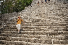 Coba-Ruins-on-the-way-down