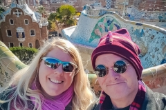 Eccentricenglishman and Tam park guell