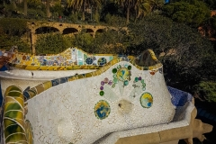 mosiacs park guell