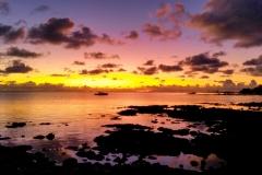 Eccentric Englishman sunrise mauritius