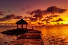 Eccentric Englishman sunrise mauritius1