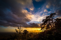 Leith hill sunst 4
