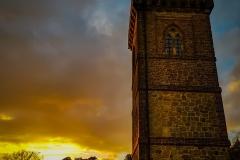 Sunset Leith Hill 2