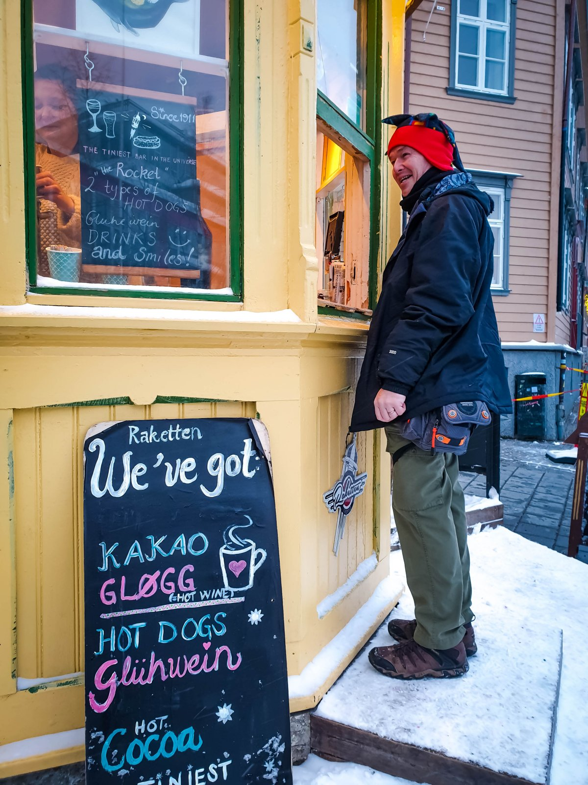 The eccentricenglishman - Rocket Kiosk Tromso