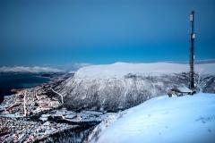 Above Tromso