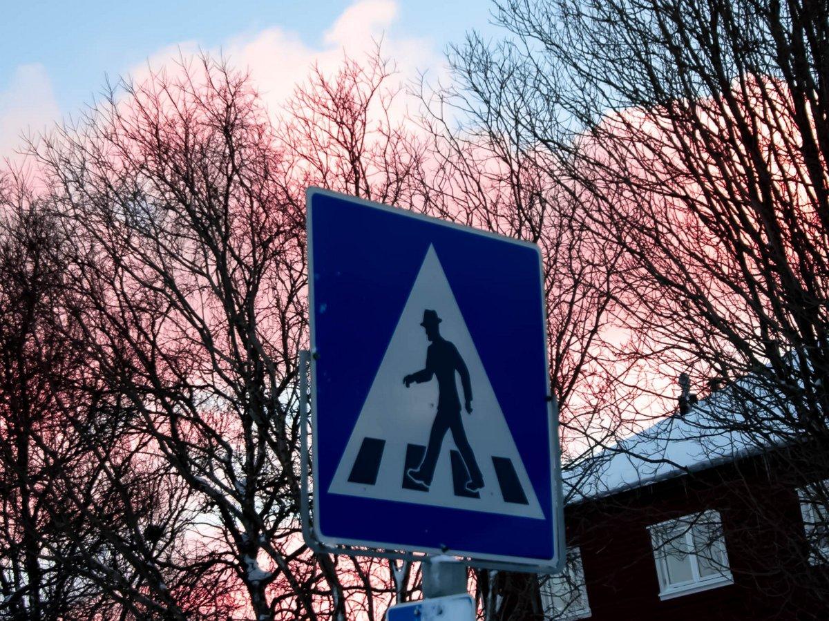 funky crossing