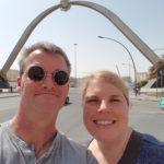 Doha Flying visit