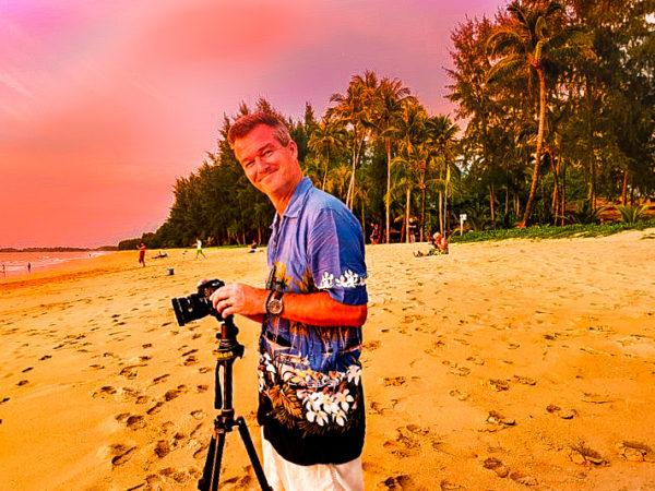 My Travel Camera bag