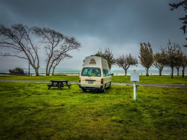 Our New Zealand Camper Van Trip