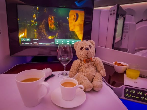 Ten Reasons to Fly Qatar Airways Business Class